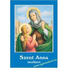 Szent Anna imafüzet
