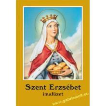 Szent Erzsébet imafüzet