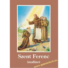 Szent Ferenc imafüzet