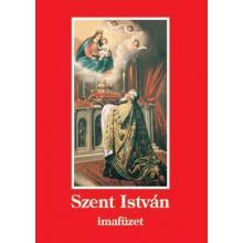 Szent István imafüzet