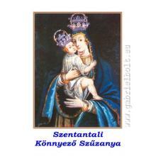 Szentantali Könnyező Szűzanya