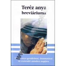 Teréz anya breviáriuma