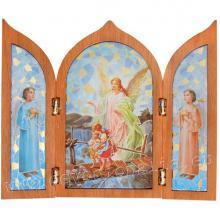 Triptych - Anjel Strážca