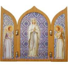 Triptych - Lourdes