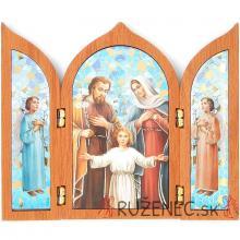 Triptych - Svätá Rodina