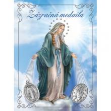 Zázračná medaila - brožúra